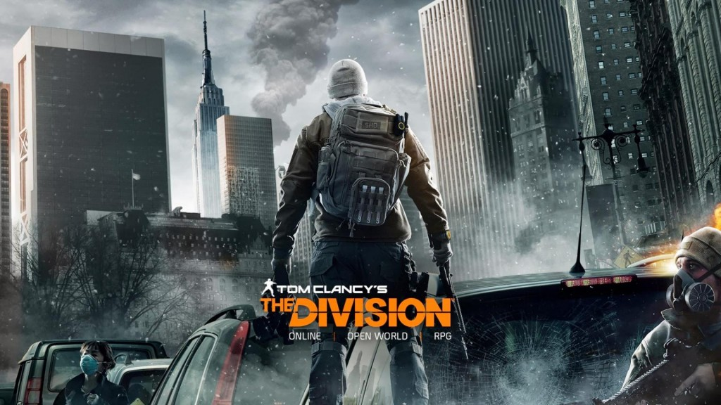 The Division is HERE!!!!