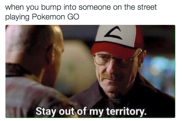 8 Pokemon Go Memes That You Can Totally Relate To
